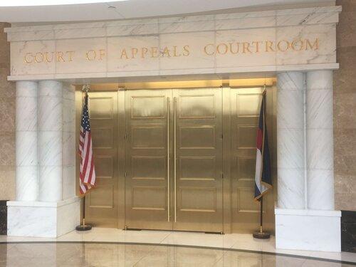 Court of Appeals Doors